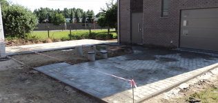 Van Der Mauten Stijn - Wambeek - Opritten en terrassen